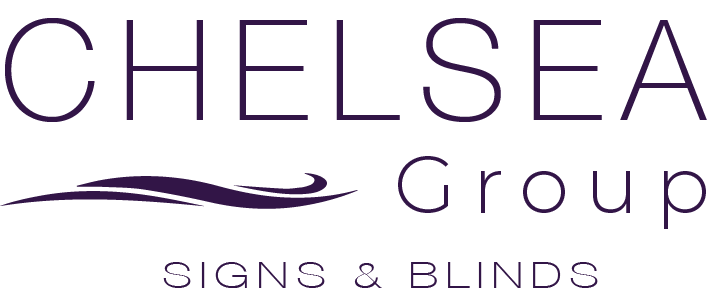Chelsea Group Signs & Blinds